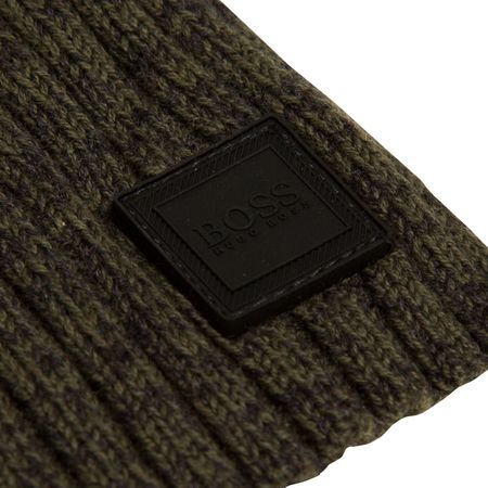 Golf undefined Ariffeno Scarf Dark Green - AW18 made by BOSS