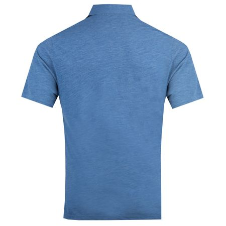 Golf undefined Tech Wool Pique Polo Fog Blue Heather - AW18 made by Polo Ralph Lauren