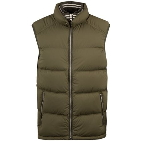 Jacket Aidey Vest Military Green - AW18 Orlebar Brown Picture