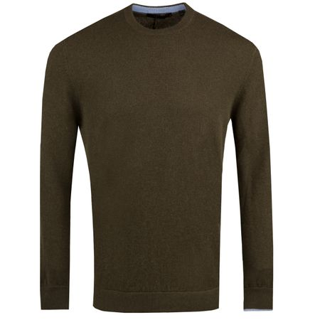 Hoodie Mohawk Crewneck Sweater Loden - AW18 Greyson Picture