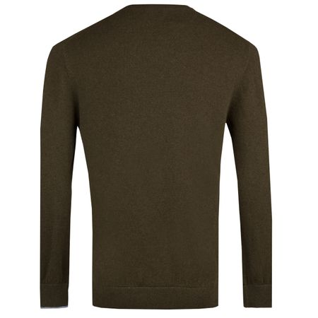 Golf undefined Mohawk Crewneck Sweater Loden - AW18 made by Greyson