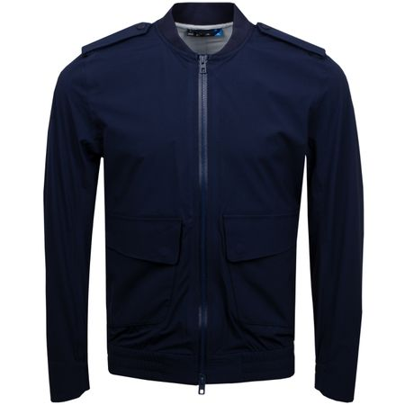 Golf undefined Tech Bomber 2.5 Ply JL Navy - AW18 made by J.Lindeberg