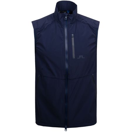 Jacket Adapt Performance Vest Lux Softshell JL Navy - SS19 J.Lindeberg Picture