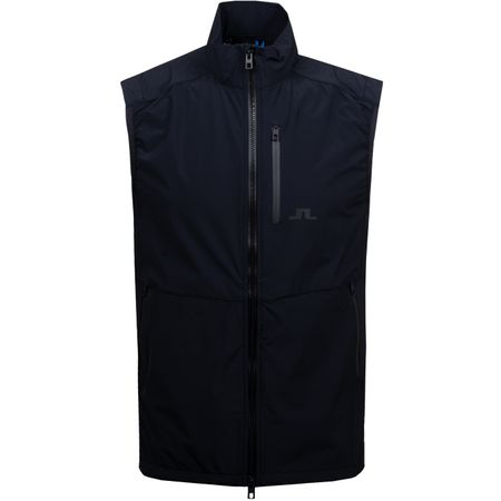 Golf undefined Adapt Performance Vest Lux Softshell Black - SS19 made by J.Lindeberg
