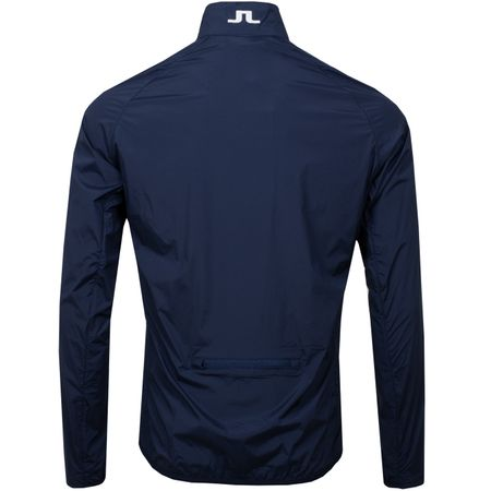 Golf undefined Yoko Trusty Wind Jacket JL Navy - SS19 made by J.Lindeberg