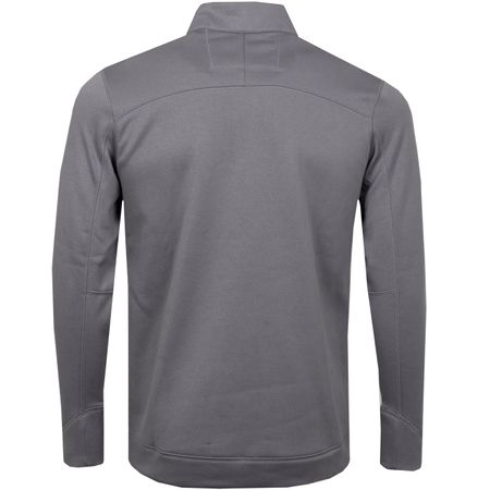 Golf undefined Therma Repel Half Zip Gunsmoke/Black - AW18 made by Nike Golf