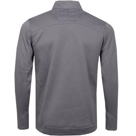 Hoodie Therma Repel Half Zip Gunsmoke/Black - AW18 Nike Golf Picture