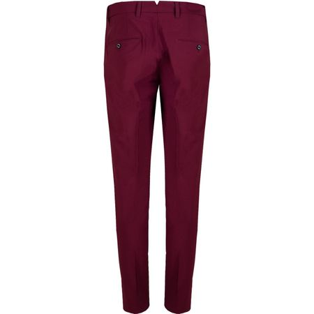 Golf undefined Ellott Regular Fit Micro Stretch Dark Mahogany - AW18 made by J.Lindeberg