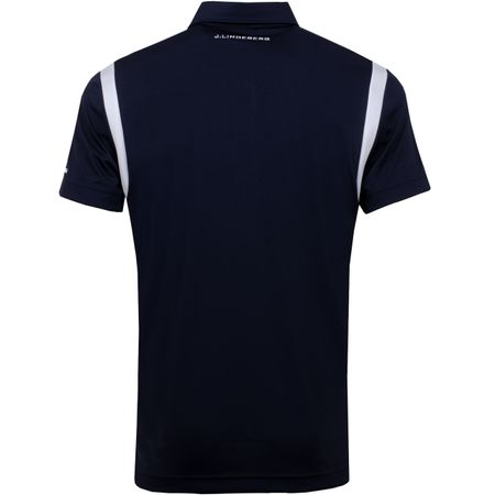 Golf undefined Dolph Slim Fit TX Jersey JL Navy - SS19 made by J.Lindeberg