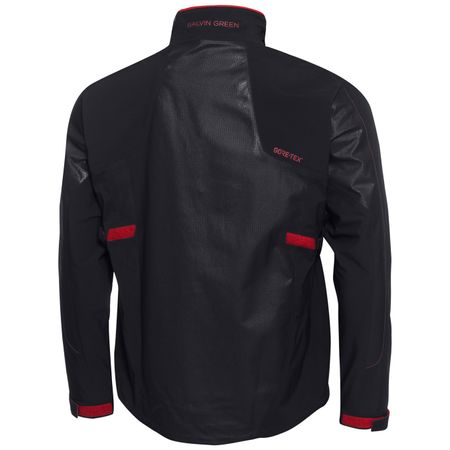 Golf undefined Alfred GORE-TEX Stretch Jacket Black/Red - 2019 made by Galvin Green