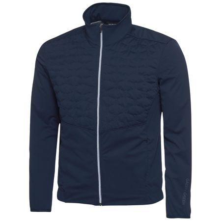 Golf undefined Luke Interface-1 Full Zip Jacket Navy - AW18 made by Galvin Green
