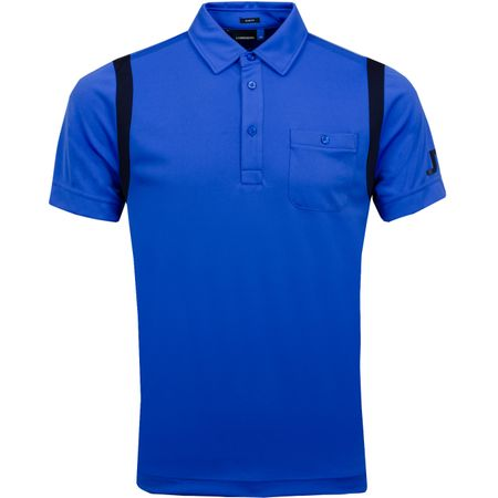 Golf undefined Dolph Slim TX Jersey Daz Blue - AW18 made by J.Lindeberg