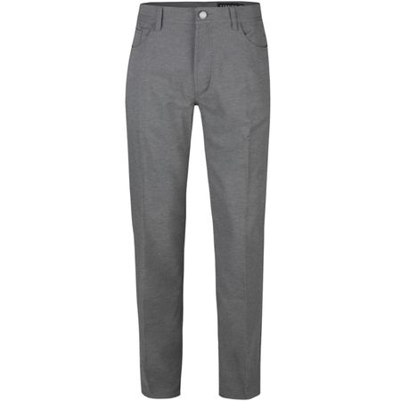 Trousers Heathered Five Pocket Pants Black - 2019 Dunning Picture