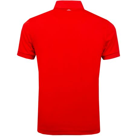 Golf undefined Tour Tech Slim TX Jersey Racing Red - 2019 made by J.Lindeberg