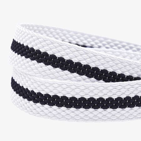Golf undefined Hades Elastic Stripe White - SS19 made by J.Lindeberg