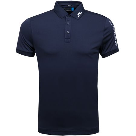Golf undefined Tour Tech Slim TX Jersey JL Navy - 2019 made by J.Lindeberg