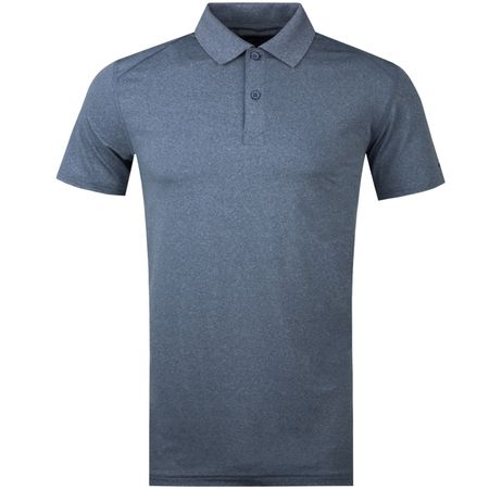 Golf undefined M-Flex Flatiron Slim Polo Heathered Indigo Fade - 2019 made by Bonobos