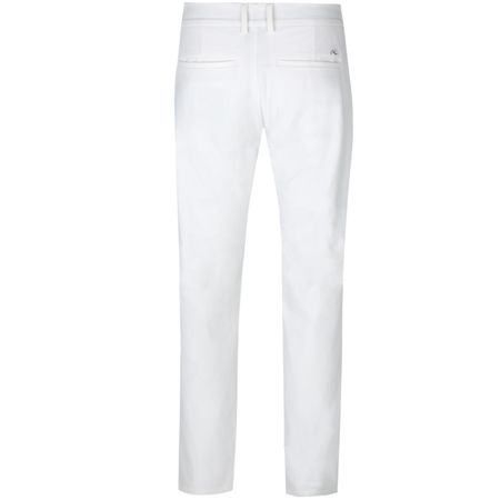 Trousers Ike Regular Fit Pants White - 2019 Kjus Picture