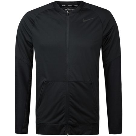 Golf undefined Aerolayer Full Zip Jacket Black - SS18 made by Nike Golf