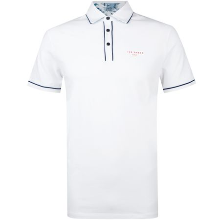 Polo Offset Polo White - 2018 Ted Baker Picture
