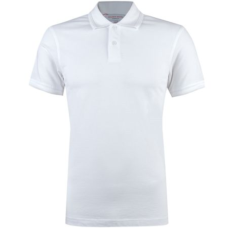 Polo Jarret Polo White Orlebar Brown Picture