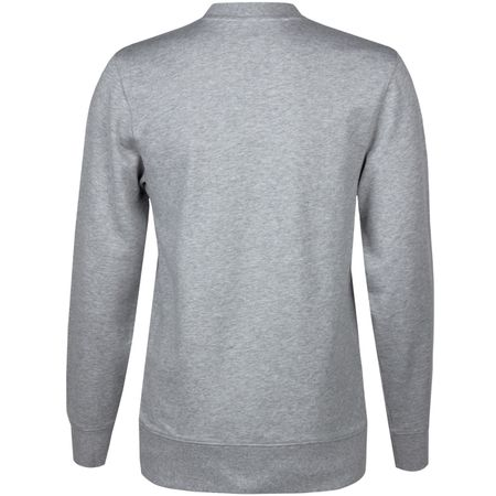 Hoodie Classic Sweater Crew Medium Grey Heather - 2018 Y-3 SPORT Picture