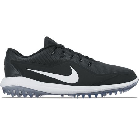 Shoes Lunar Control Vapor II Golf Shoe Black/White/Cool Grey - 2018 Nike Golf Picture