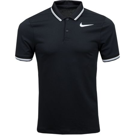 Golf undefined Dry Tipped Polo Slim Black made by Nike Golf