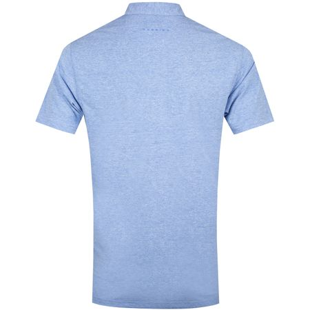 Polo Natural Hand Polo Surf Blue Heather - 2019 Dunning Picture