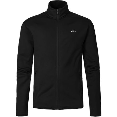MidLayer Caliente Jacket Black Kjus Picture