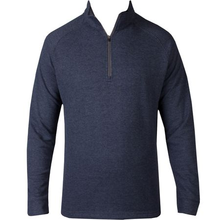 Golf undefined Natural Hand Quarter Zip Halo Heather - 2019 made by Dunning