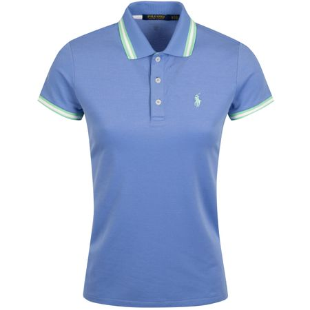 Polo Womens Val Polo Blue Mist - AW19 Polo Ralph Lauren Picture