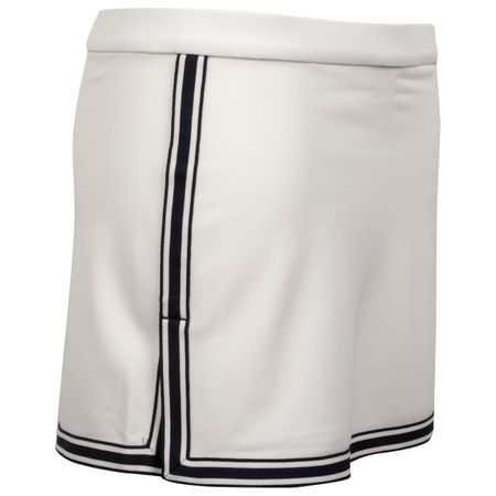 Golf undefined Womens Side-Slit Skirt Snow White made by Tory Sport