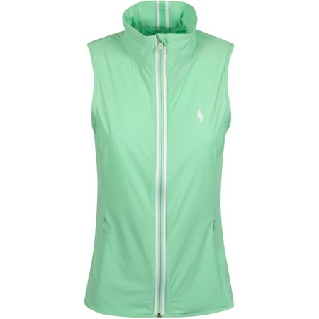 Golf undefined Womens Tech Stretch Vest Spring Leaf - AW19 made by Polo Ralph Lauren