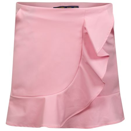Skirt Womens Pull On Peplum Skort Carmel Pink - AW19 Polo Ralph Lauren Picture