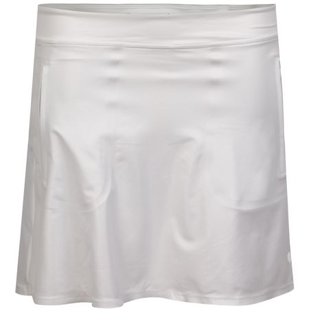 Golf undefined Womens Effortless Skort Snow - AW19 made by G/FORE