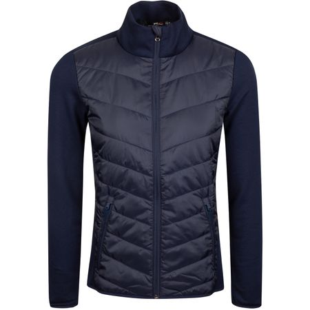 Golf undefined Womens Cool Wool Jacket French Navy - AW19 made by Polo Ralph Lauren