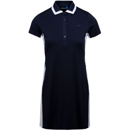 Golf undefined Womens Leona TX Jersey JL Navy - AW19 made by J.Lindeberg