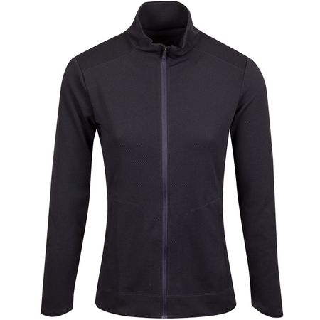 Golf undefined Womens Dry UV Full Zip Gridiron - AW19 made by Nike Golf