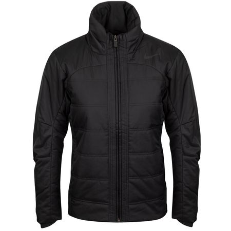 Jacket Womens Repel Warm Jacket Black - AW19 Nike Golf Picture