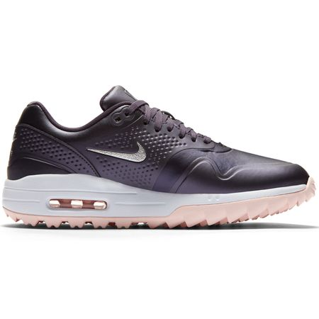 Golf undefined Womens Air Max 1G Gridiron/Metallic Silver - AW19 made by Nike Golf