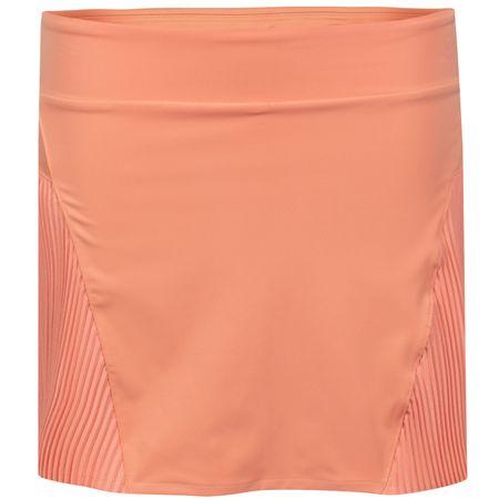 "Skirt Womens Back Pleat Dry 15"" Skirt Pink Quartz - AW19 Nike Golf Picture"