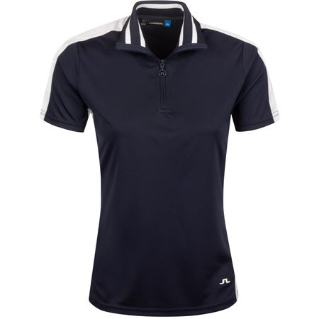 Golf undefined Womens Filippa TX Jersey JL Navy - AW19 made by J.Lindeberg