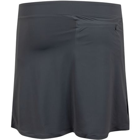 Golf undefined Womens Ruched Skort Charcoal - AW19 made by G/FORE