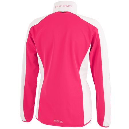 Golf undefined Womens Leslie Interface-1 Jacket Azalea/White - AW19 made by Galvin Green