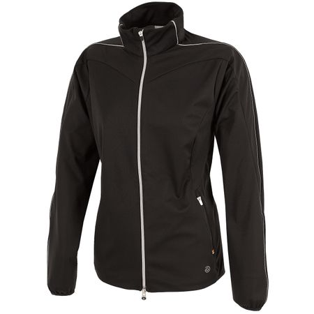 Golf undefined Womens Leslie Interface-1 Jacket Black - AW19 made by Galvin Green