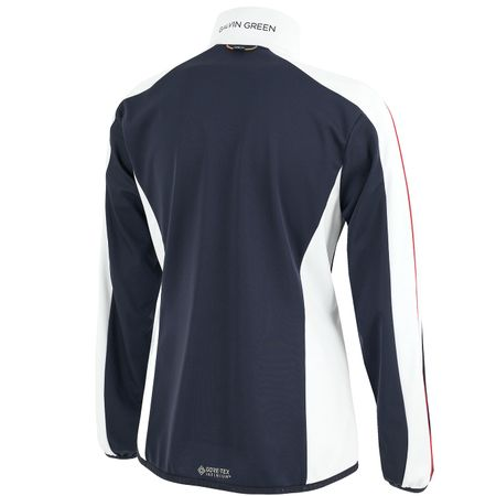 Jacket Womens Leslie Interface-1 Jacket Navy/White - AW19 Galvin Green Picture