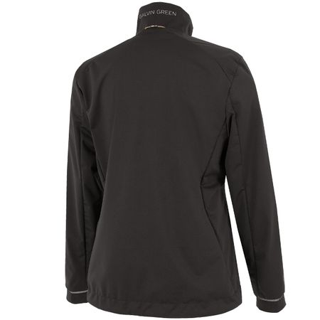 Jacket Womens Louisa Interface-1 Jacket Black - AW19 Galvin Green Picture