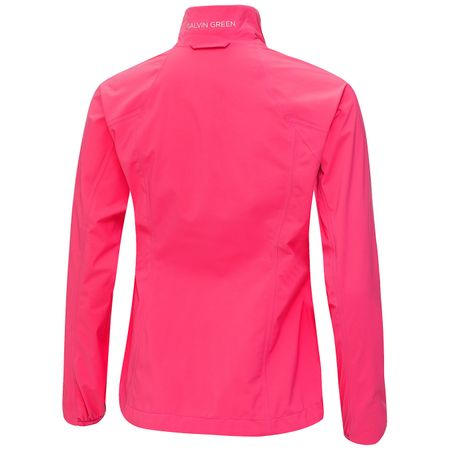 Golf undefined Womens Adele Paclite Jacket Azalea - AW19 made by Galvin Green