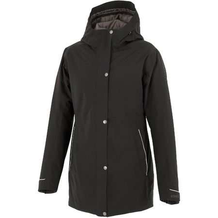 Golf undefined Womens Angelica Jacket Black - AW19 made by Galvin Green